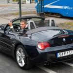 Wynajem BMW Z4 cabrio