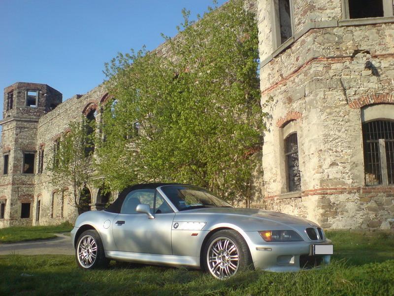Wynajem BMW Z3 cabrio