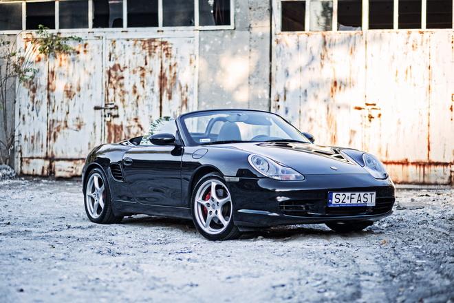 Wynajem Porsche Cabrio do ślubu