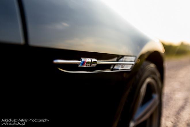 Wynajem BMW M6 Cabrio do ślubu